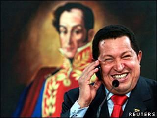 Hugo Chávez/Reuters