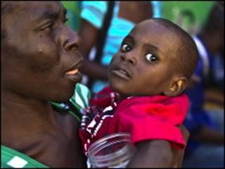 Annobar kwalara a Haiti