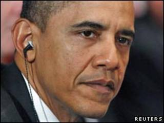 باراک اوباما در سفر به یوکوهاما