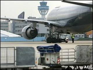 जर्मन हवाई अड्डा