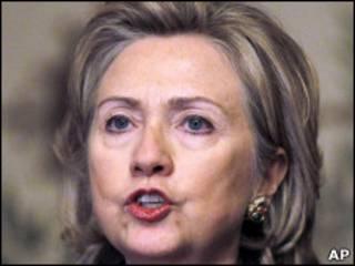 Hillary Clinton/AP