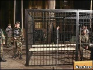 محکه متهمان ناآرامی های قرقیزستان