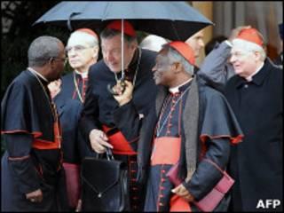 اسقف ها در واتیکان