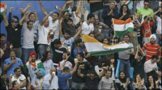 भारतीय खेलों के प्रशंसक