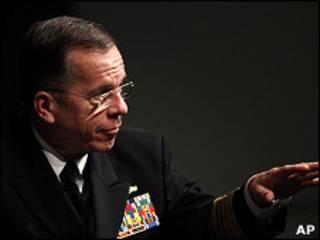 Almirante Mike Mullen