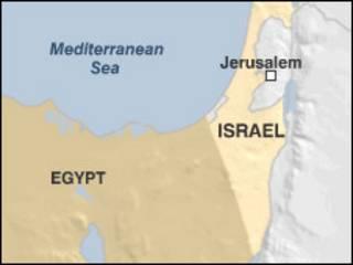 khariidada Masar iyo Israel