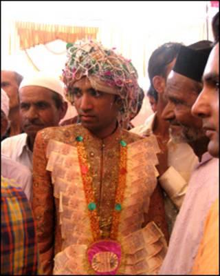 راجستھان میں شادی کی فوٹو