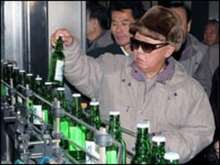 Shugaban Korea ta Arewa Kim Jong-il