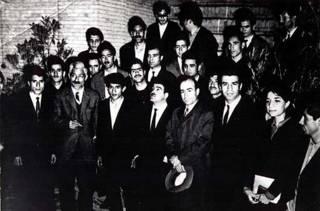 غلامحسین ساعدی، جلال آل احمد، فرج سرکوهی