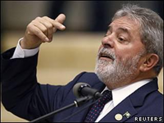 Presidente Lula (arquivo)