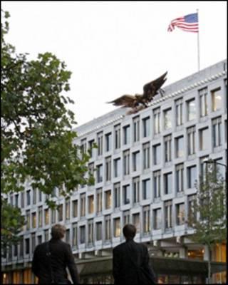امریکی سفارتخانہ، لندن