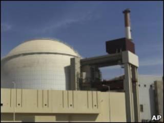Электростанция в Бушере