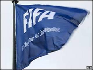 Bandera de la FIFA