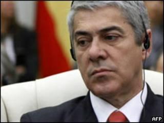 O primeiro-ministro José Sócrates (Arquivo/AFP)