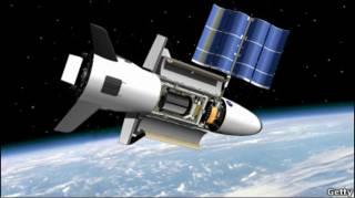 Космос може стати осередком гонки озброєнь