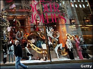 Tienda de Juicy Couture en Nueva York