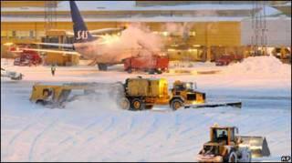 аеропорт в Швеції в Мальмо