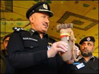 لاہور پولیس