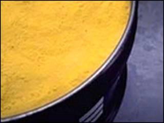 الكعكة الصفراء