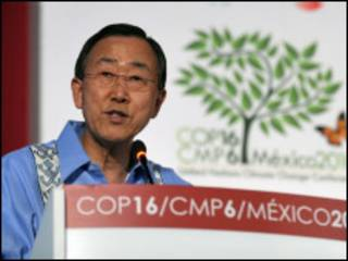 Babban sakataren majalisar dinkin duniya, Ban Kii Moon