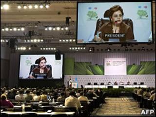 Hội nghị về biến đổi khí hậu họp tại Cancun, Mexico