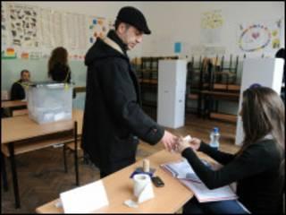 کوسوو انتخابات