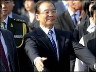 Firimiyan kasar China Wen Jiabao