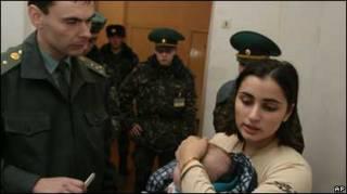 Центр для нелегальних мігрантів, Мукачево