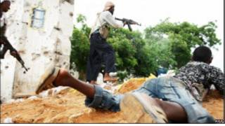 Ibitero bya al-Shabaab byariyongereye muri ino minsi.