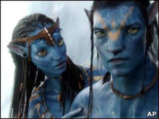 Cảnh trong phim Avatar