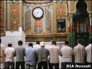 Российские мусульмане
