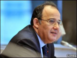 وزير الخارجية المغربي، الطيب الفاسي الفهري
