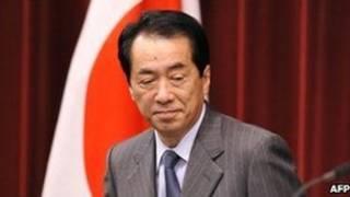 ناوتو كان رئيس الوزراء الياباني