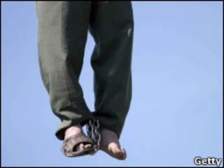 Ноги повешенного