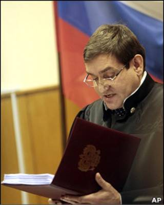 Судья Виктор Данилкин