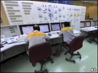 В операционном зале иранского ядерного центра