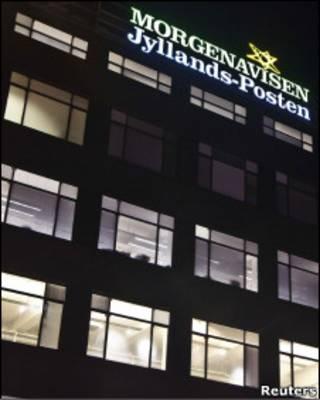 Здание газеты Jyllands-Posten