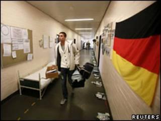 Немецкий призывник