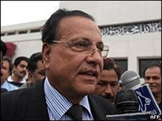 Salman Taseer (arquivo)
