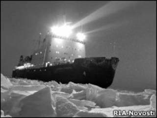 """Ледокол """"Адмирал Макаров"""""""