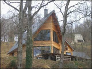 Дом в горах на юго-западе Франции