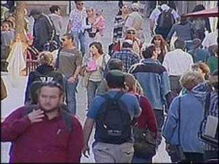 خیابانی در اسرائیل