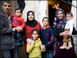 Wakimbizi wa Kipalestina, Lebanon