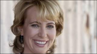 Hạ nghị sỹ Gabrielle Giffords