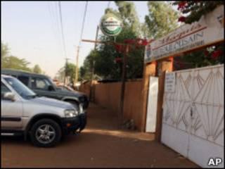 Ресторан в Нигере