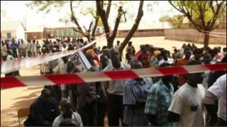 Wapiga kura Sudan kusini