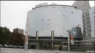 Готель Hayatt у Києві