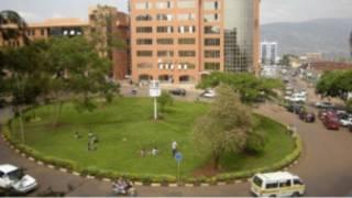 Aha ni mu mujyi wa Kigali