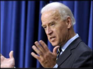 Mataimakin Shugaban Amurka Joe Biden