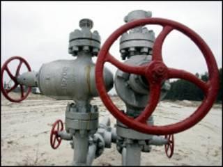 عکس آرشیوی از تاسیسات گاز
